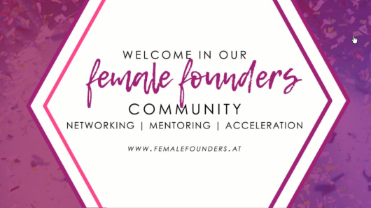 Das Female Founders-Logo