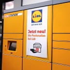 Lidl Packstation