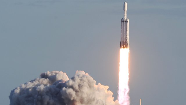 Falcon Heavy: 3. SpaceX-Mission endet mit Ozean-Crash