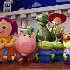 Spielzeuge aus Toy Story 4